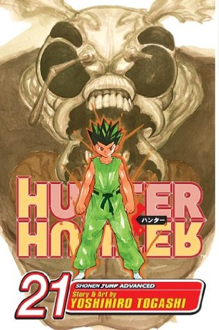 Hunter x Hunter, Vol. 21 by Yoshihiro Togashi