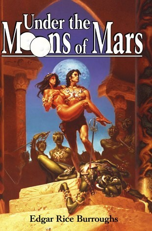 Under the Moons of Mars by Edgar Rice Burroughs