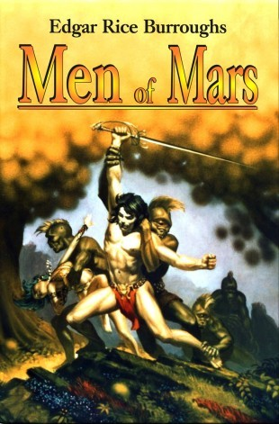 Men of Mars by Edgar Rice Burroughs