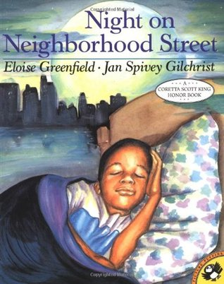 Night on Neighborhood Street by Eloise Greenfield
