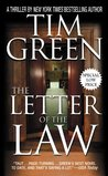 The Letter of the Law (Casey Jordan, #1)