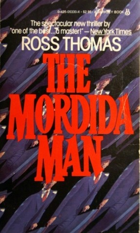 The Mordida Man by Ross Thomas