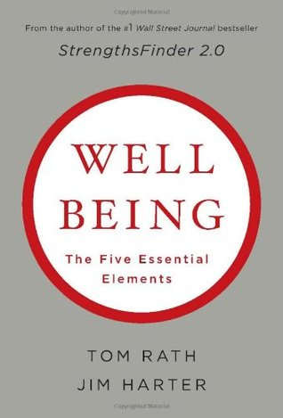 Wellbeing by Tom Rath