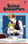 School Babysitters Vol. 7