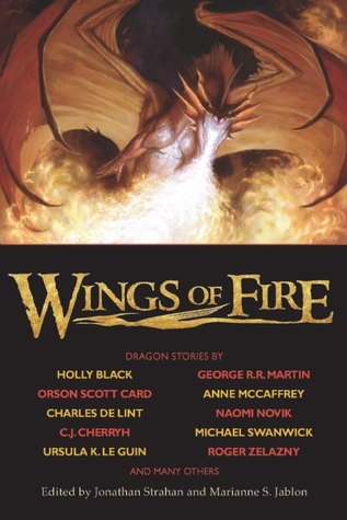 Wings of Fire by Jonathan Strahan