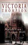 Murder on Lenox Hill (Gaslight Mystery, #7)