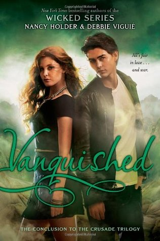 Vanquished by Nancy Holder