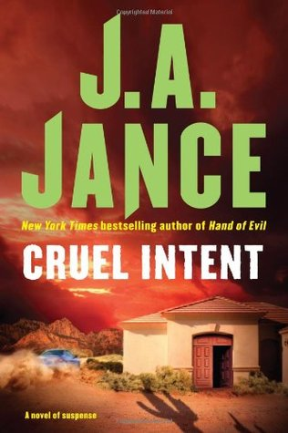 Cruel Intent by J.A. Jance