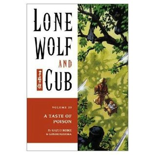 Lone Wolf and Cub, Vol. 20 by Kazuo Koike