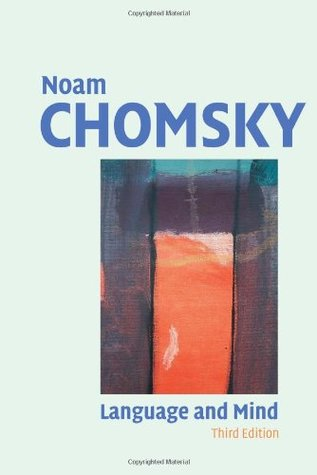 Language and Mind by Noam Chomsky