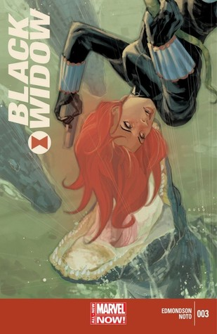 Black Widow (2014-) #3