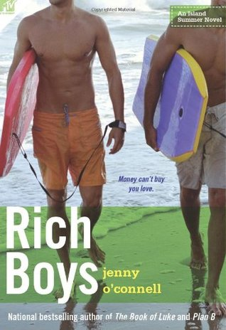 Rich Boys by Jenny O'Connell