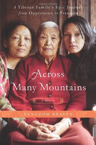 Across Many Mountains by Yangzom Brauen