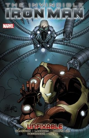 The Invincible Iron Man, Vol. 8 by Matt Fraction