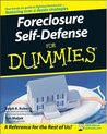 Foreclosure Self-Defense For Dummies (For Dummies (Business & Personal Finance))