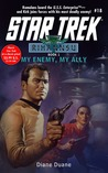 My Enemy, My Ally (Star Trek, #18)