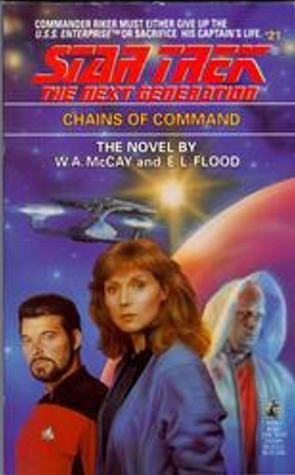 Chains of Command by E.L. Flood