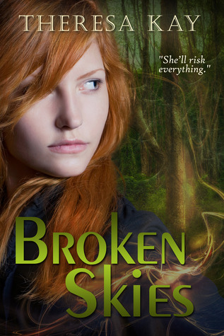 Broken Skies by Theresa Kay