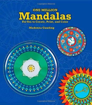 One Million Mandalas by Madonna Gauding