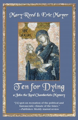 Ten for Dying (John the Eunuch, #10)