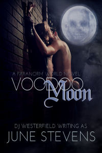 Voodoo Moon by June     Stevens