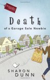 Death of a Garage Sale Newbie (Bargain Hunters Mysteries, #1)
