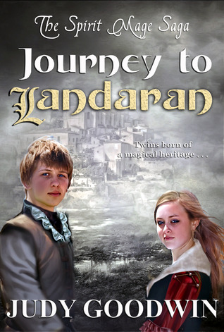Journey to Landaran (Spirit Mage Saga #1)