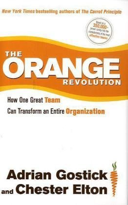 The Orange Revolution by Adrian Robert Gostick