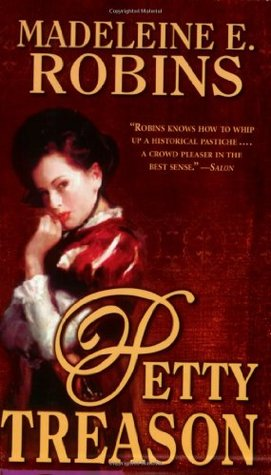 Petty Treason (Sarah Tolerance, #2)
