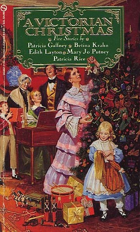 A Victorian Christmas by Edith Layton