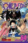 One Piece, Volume 54 by Eiichiro Oda