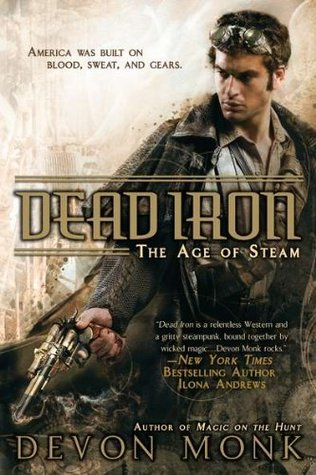 Dead Iron (Age of Steam, #1)