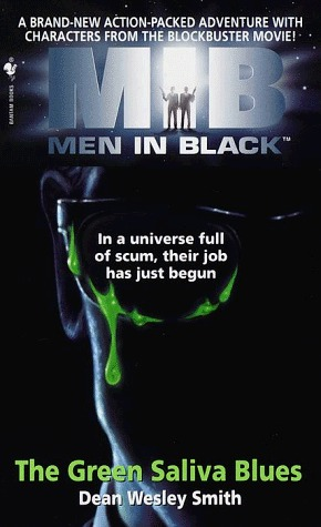 Men in Black: The Green Saliva Blues
