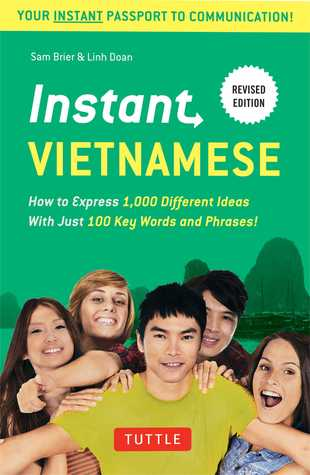 Instant Vietnamese by Sam Brier