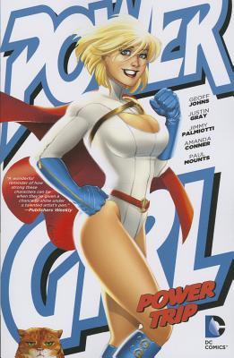 Power Girl: Power Trip
