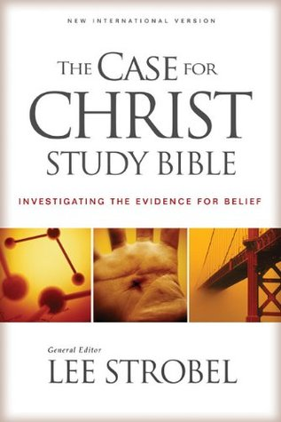 Case for Christ Study Bible-NIV by Anonymous