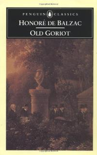 Old Goriot by Honoré de Balzac