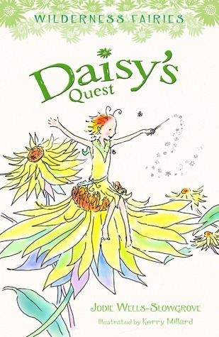Daisy's Quest by Jodie Wells-Slowgrove