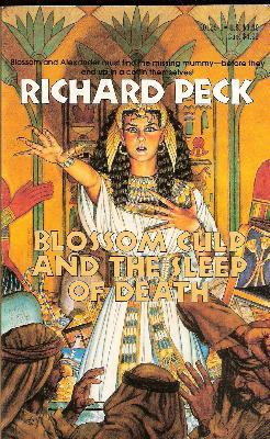 Blossom Culp and the Sleep of Death by Richard Peck