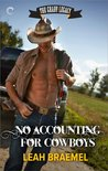 No Accounting for Cowboys (The Grady Legacy, #2)