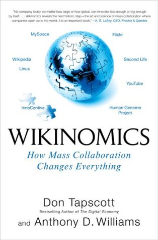 Wikinomics by Don Tapscott