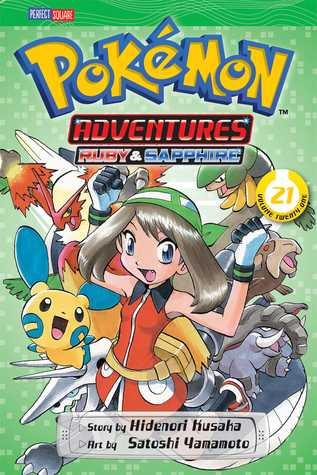 Pokémon Adventures, Vol. 21
