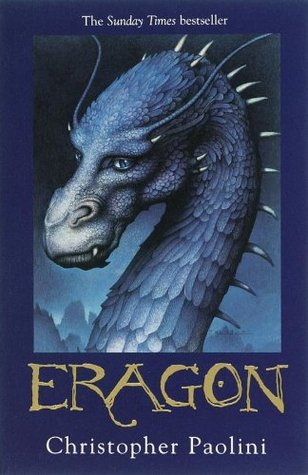 Eragon by Christopher Paolini