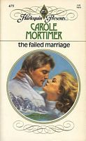 Failed Marriage by Carole Mortimer