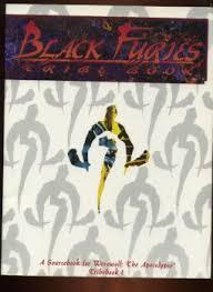 Black Furies Tribebook by Bill Bridges