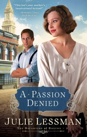 A Passion Denied by Julie Lessman