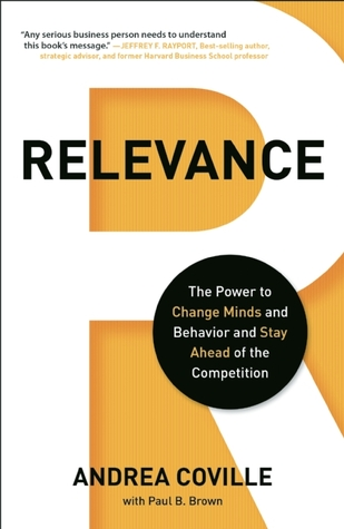 Relevance by Andrea Coville