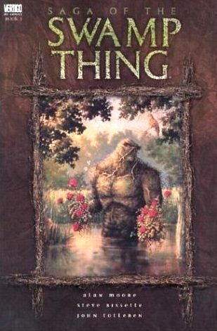 Swamp Thing, Vol. 1 by Alan Moore