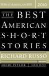 The Best American Short Stories 2010 (The Best American Series (R))