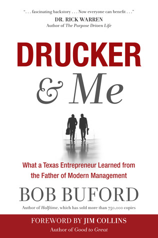 Drucker & Me by Bob Buford
